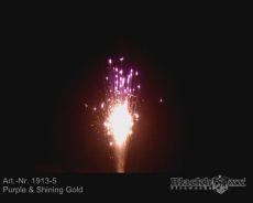 Purple & Shining Gold, 1.5