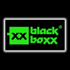 Aufkleber Blackboxx Logo