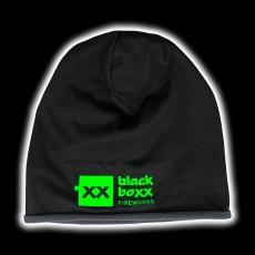 Blackboxx Beanie, Mütze Schwarz