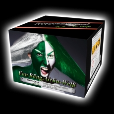 Fan Bäng, Grün-Weiß
