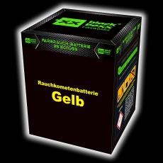 Rauchkometen Batterie, Gelb