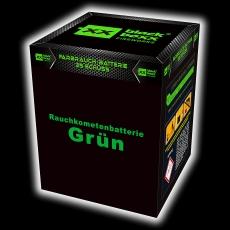 Rauchkometen Batterie, Grün