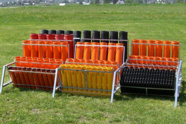 Blackboxx Fireworks Racksystem